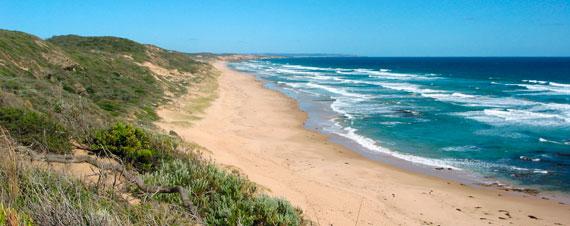 Beaches Of The Mornington Peninsula