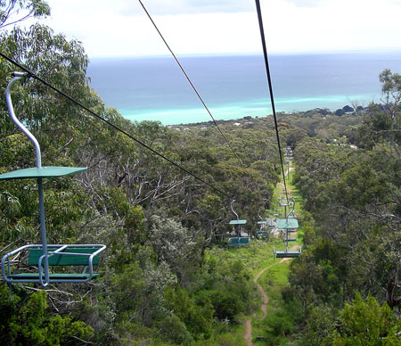 Arthurs seat mornington peninsula victoria