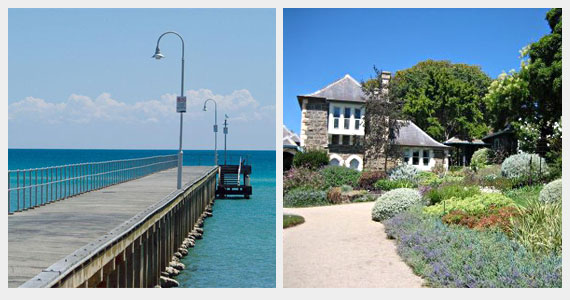 Dromana and Safety Beach accommodation and attractions in